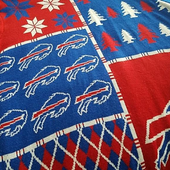 Nfl Sweaters Buffalo Bills Ugly Sweater Poshmark